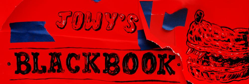 Jowy's Blackbook